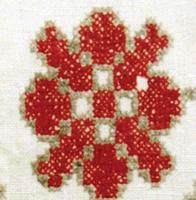 Рис. 24–26. Мотив геометризованного цветка