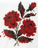Рис. 27. Мотив розы