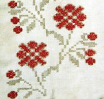 Рис. 29. Мотив стилизованного цветка