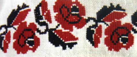 Рис. 35. Растительный побег с мотивом розы