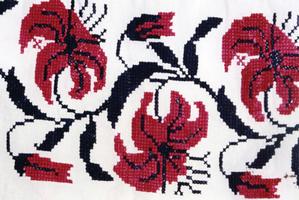 Рис. 36. Растительный побег с мотивом лилии