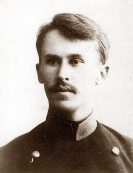 П.И. Гомзяков – студент Дерптского университета