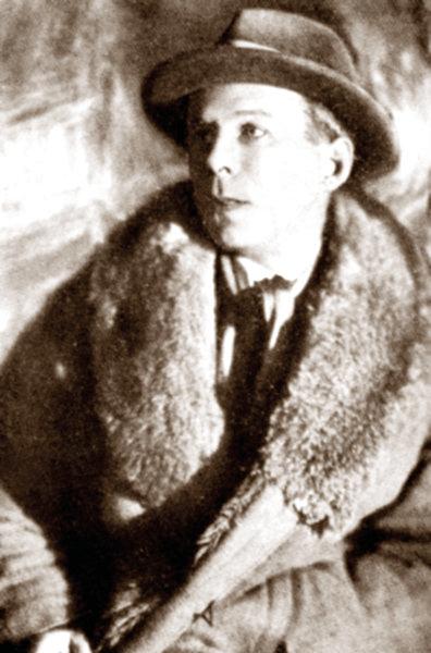 Николай Асеев. 1926