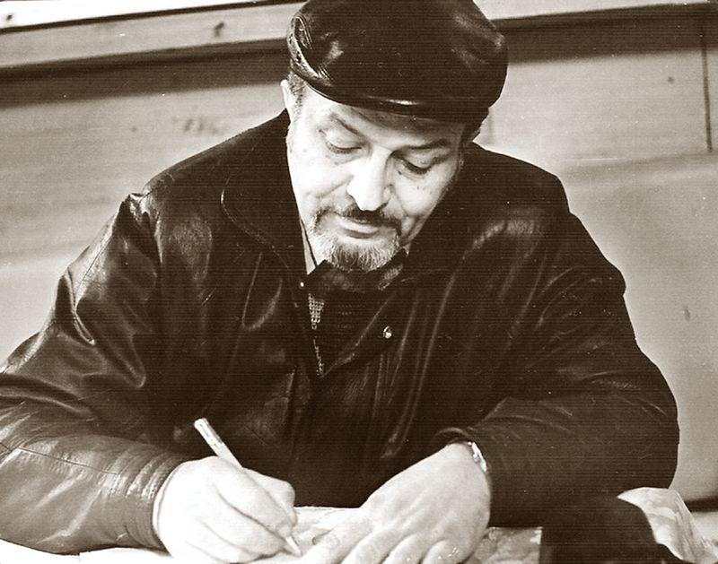 Михаил Гутман