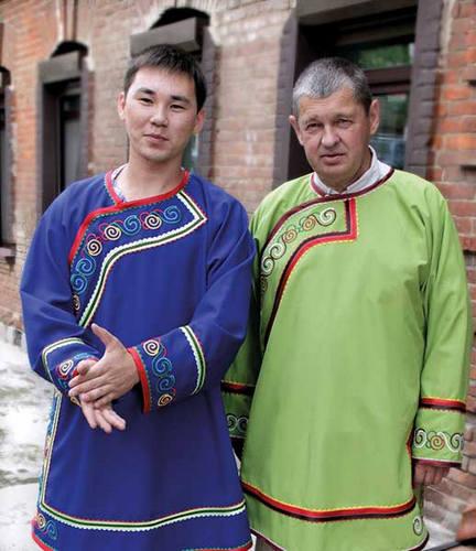 игнатьев российский нанайская одежда фото подбора автоматически