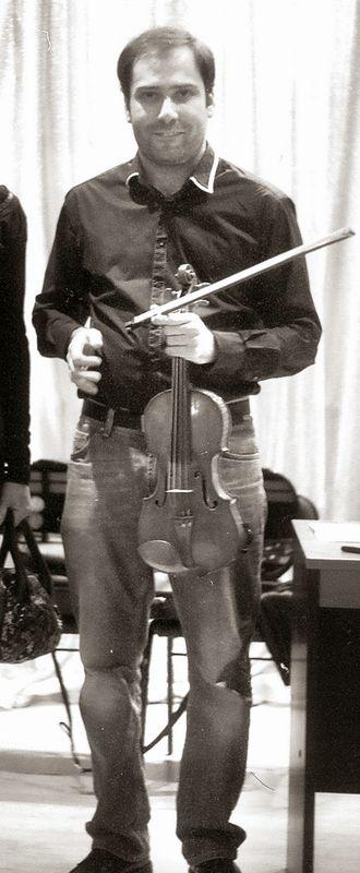 Дмитрий Коган. Колледж искусств. 2013. Фото Валерия Яковлева